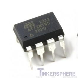 ATtiny85 Mini Arduino Compatible Microcontroller