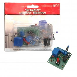 Thermostat Soldering Kit for Hobby Electronics Projects