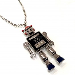 Color Robot Chain and Pendant