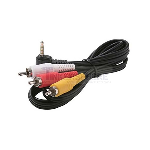 Raspberry Pi B+ Composite to RCA Adapter ...