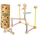 Bamboo Builder Tinkertoy Set