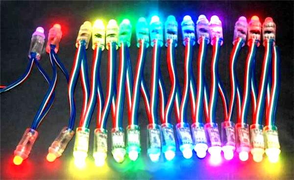 Christmas Lights Programmable