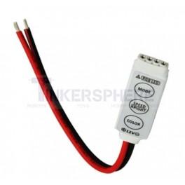 Mini RGB LED Strip Controller 12V