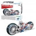 Salt Water Powered Motorcycle Kit
