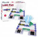 Snap Circuits LED Fun Electronics Kit