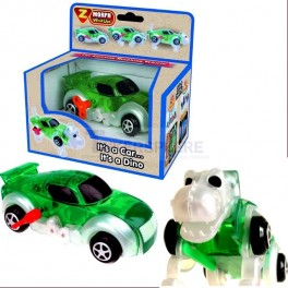 Morphing Dino (Green)