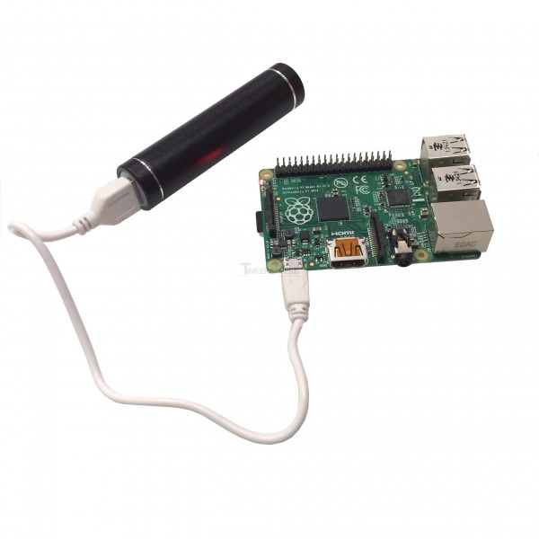 how to add a battery to a raspberry pi