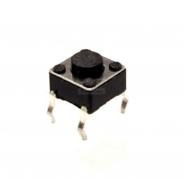 Tactile Button - 6 x 6mm