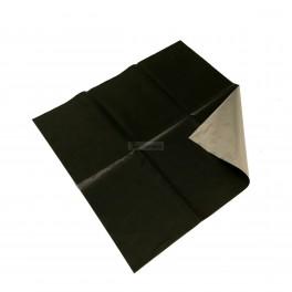 Black Conductive Fabric: 55x50cm