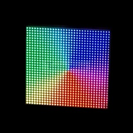 Full Color RGB LED Matrix Panel - 32x32