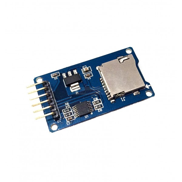 Micro sd card reader module arduino raspberry