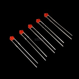 Super Bright Red 1.8mm LED (5 pack)