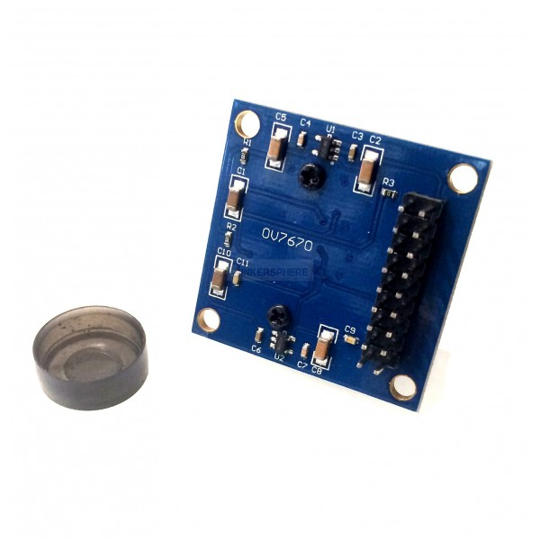 Ov vga camera module for arduino tinkersphere