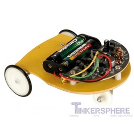 Robotic Car Soldering Kit