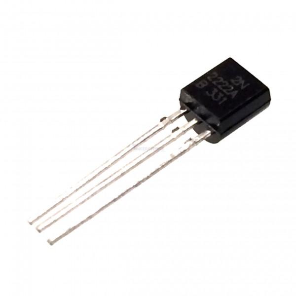 $1.49 - NPN Transistor: 2N2222 - Tinkersphere