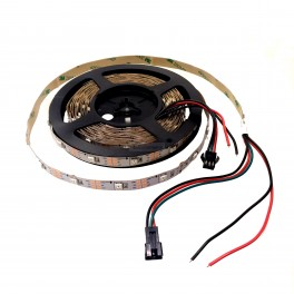 RGB LED Strip - Addressable 5m (NeoPixel Compatible, WS2812)