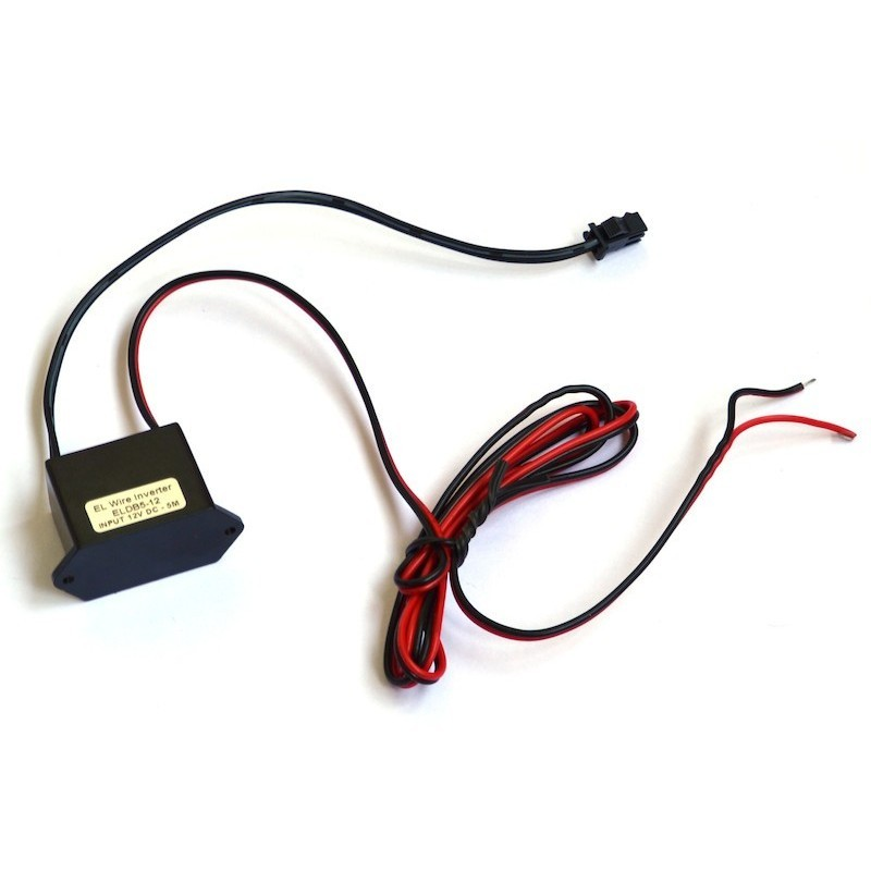 $6.99 - EL Wire 12V Inverter - Tinkersphere