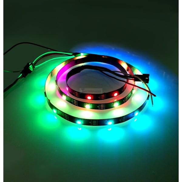 RGB LED Strip   Addressable 1m (NeoPixel Compatible, WS2812) ...