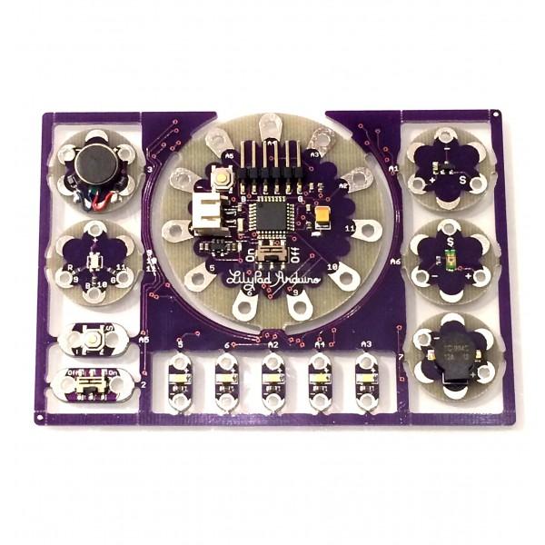 Protosnap lilypad starter kit tinkersphere