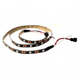 RGB LED Strip - Addressable 1m (NeoPixel Compatible, WS2812)