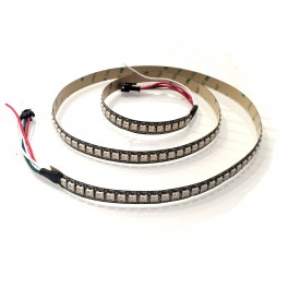 Addressable RGB LED Strip 144 Pixel - 1m (Neopixel Compatible)