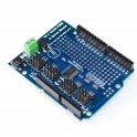 PWM / Servo Shield for Arduino (16 Channel 12 bit I2C)