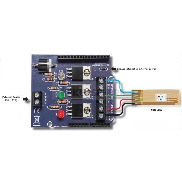 Led Strips: Rgb Led Strips Arduino