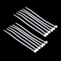 Zip Ties - 10pk (White)
