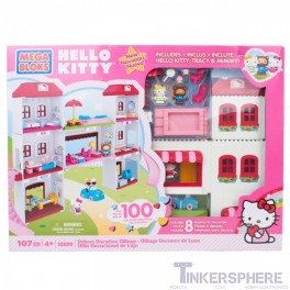 MegaBloks Hello Kitty Deluxe Vacation Village