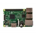 Raspberry Pi 3: 1GB RAM ARMv8 Processor