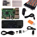 Raspberry Pi 3 Starter Kit (Raspberry Pi included)