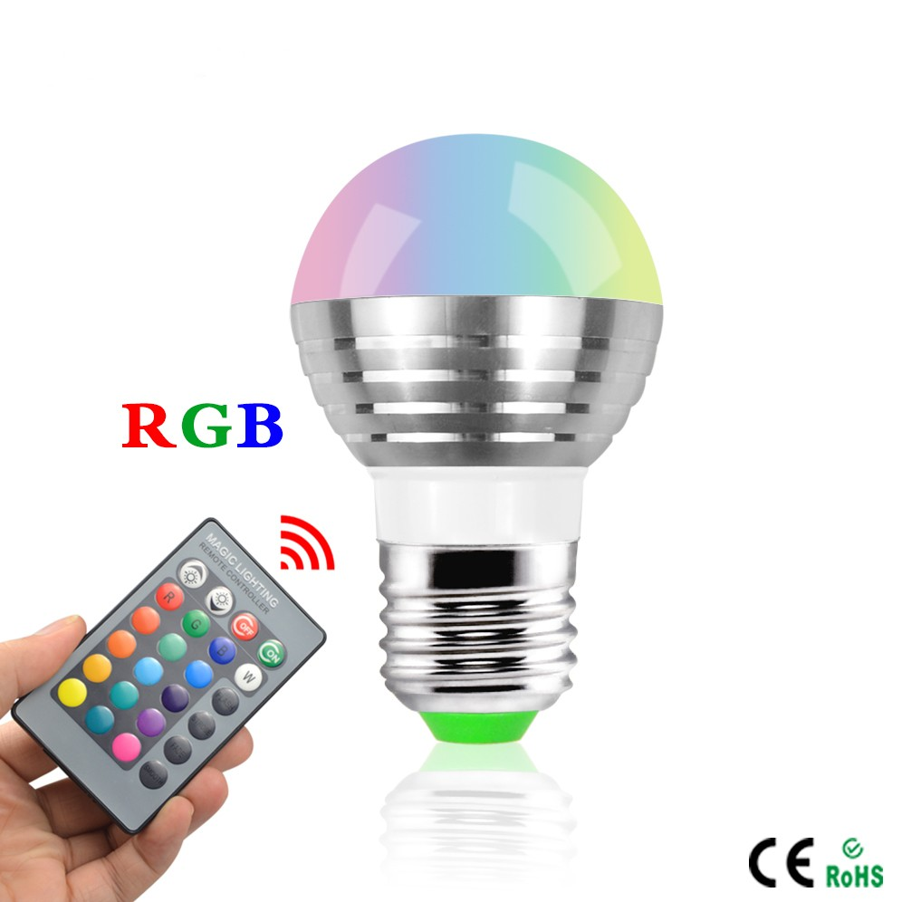 999 smart rgb light bulb with remote tinkersphere parisarafo Image collections