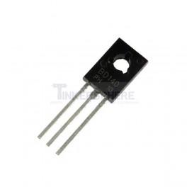 BD140 PNP Transistor 80V 1.5A