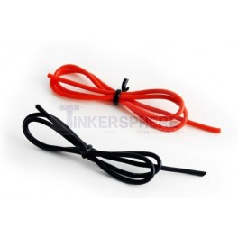 16AWG Silicone Wire by the foot