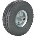 Pneumatic Wheel - 10-Inch - 350 lb. Load Capacity