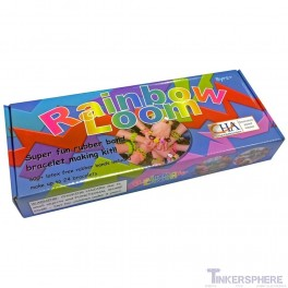 Rainbow Loom Rubber Band Bracelet Maker