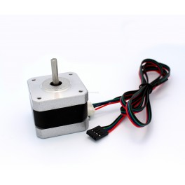 NEMA 17 Stepper Motor with Detachable Wires: 12V