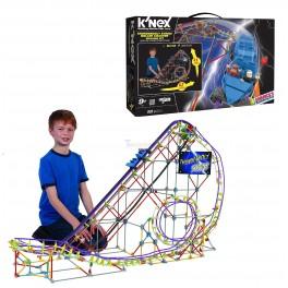 K'nex Thunderbolt Strike Roller Coaster
