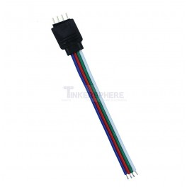 4 Pin Connector for RGB LED Strips