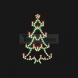 Deluxe Christmas Tree Soldering Kit