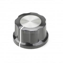 Bakelite Potentiometer Cap 6mm
