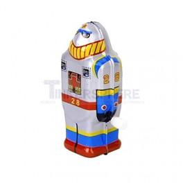 Mini Tin Robot Windup