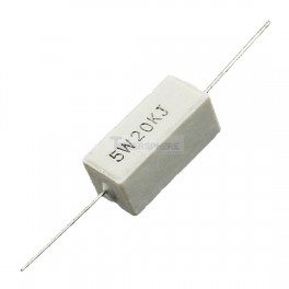 5W 20K Ohm Power Resistor