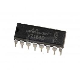 V2164 Quad VCA (Voltage Controlled Amplifier)