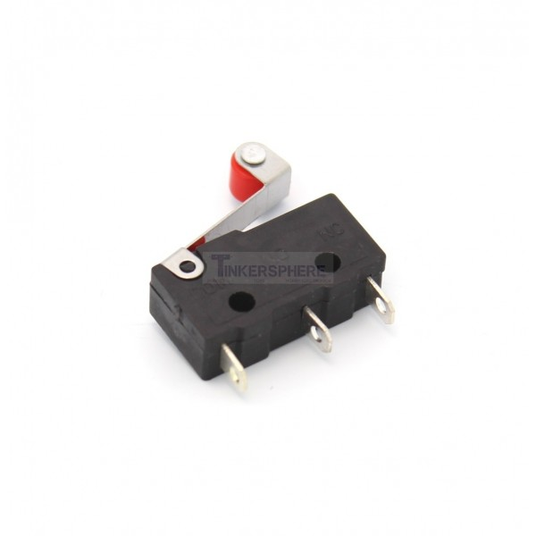 1 49 Micro Limit Switch With Roller Tinkersphere