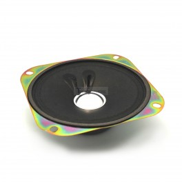 Large 8 Ohm Speaker - 4 inch Square