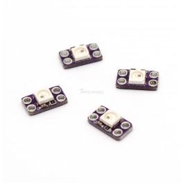 Sewable RGB Smart Pixel Pack (Neopixel & Flora Compatible)