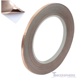 5mm Copper Foil Tape ( 98.4 ft / 30m )