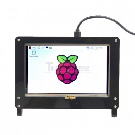 5 inch Touch Screen Raspberry Pi Case