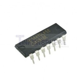 CD4081BE Quad 2-input AND Gate